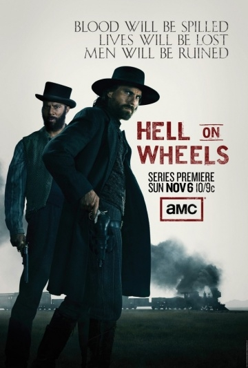 Ад на колёсах / Hell on Wheels (2011)