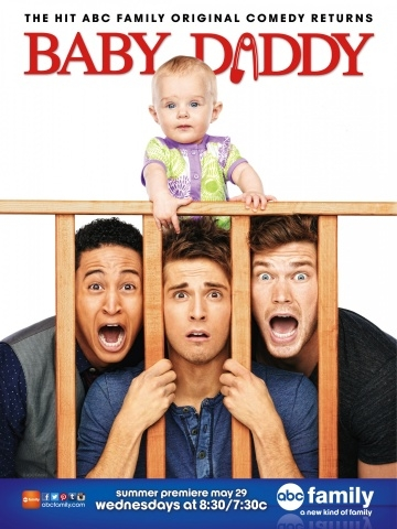 Папочка / Baby Daddy (2012)