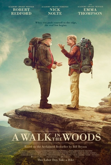 Прогулка по лесам / A Walk in the Woods (2015)
