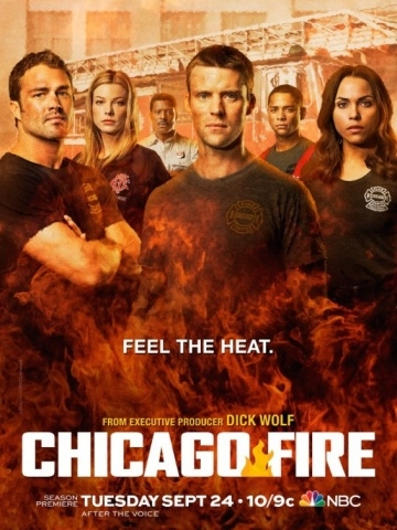 Чикаго в огне / Chicago Fire (2012)