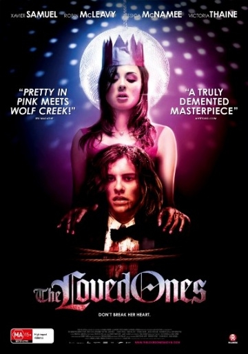 Любимые / The Loved Ones (2009)