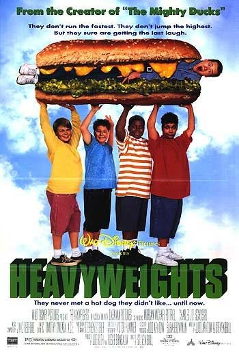 Толстопузы / Heavy Weights (1995)