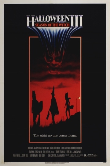 Хэллоуин 3: Сезон ведьм / Halloween III: Season of the Witch (1982)